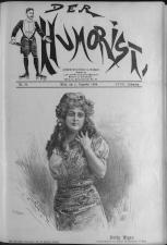 Der Humorist 19081201 Seite: 1