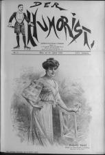 Der Humorist 19090120 Seite: 1