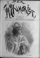 Der Humorist 19090401 Seite: 1