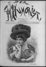 Der Humorist 19090621 Seite: 1