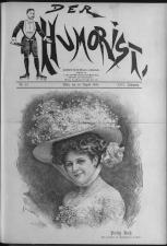 Der Humorist 19090810 Seite: 1