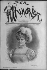 Der Humorist 19091201 Seite: 1