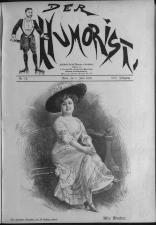 Der Humorist 19100601 Seite: 1