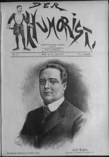Der Humorist 19100610 Seite: 1