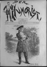 Der Humorist 19100701 Seite: 1