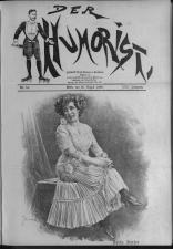 Der Humorist 19100820 Seite: 1