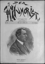 Der Humorist 19101010 Seite: 1