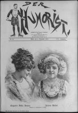Der Humorist 19101101 Seite: 1