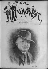 Der Humorist 19101121 Seite: 1