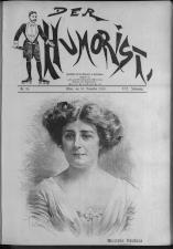 Der Humorist 19101210 Seite: 1