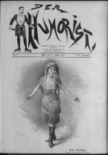 Der Humorist 19110120 Seite: 1