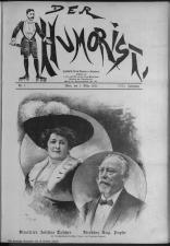 Der Humorist 19110301 Seite: 1