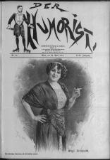 Der Humorist 19110420 Seite: 1