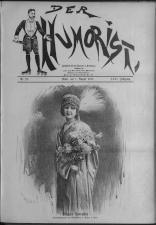 Der Humorist 19110801 Seite: 1