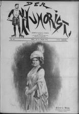 Der Humorist 19110810 Seite: 1