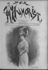 Der Humorist 19111020 Seite: 1