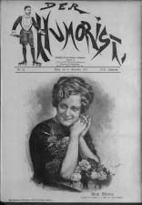 Der Humorist 19111110 Seite: 1