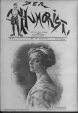 Der Humorist 19111201 Seite: 1