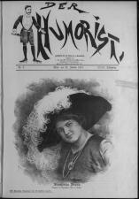 Der Humorist 19120120 Seite: 1