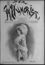 Der Humorist 19120310 Seite: 1