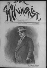 Der Humorist 19120510 Seite: 1
