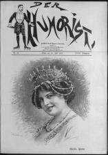 Der Humorist 19120710 Seite: 1