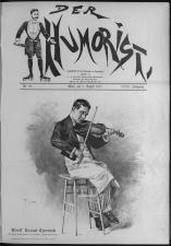 Der Humorist 19120801 Seite: 1