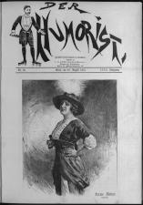 Der Humorist 19120810 Seite: 1