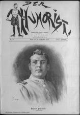Der Humorist 19120920 Seite: 1