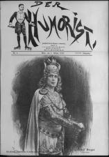 Der Humorist 19130101 Seite: 1