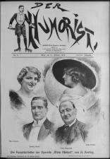 Der Humorist 19130211 Seite: 1