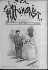 Der Humorist 19130401 Seite: 1