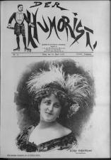 Der Humorist 19130410 Seite: 1
