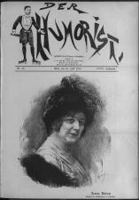 Der Humorist 19130710 Seite: 1