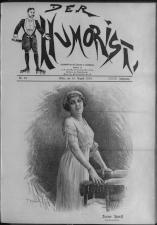 Der Humorist 19130810 Seite: 1