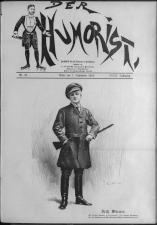 Der Humorist 19130901 Seite: 1