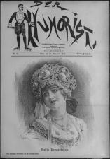 Der Humorist 19131110 Seite: 1