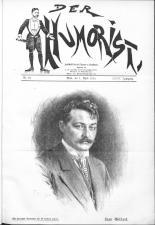 Der Humorist 19140401 Seite: 1