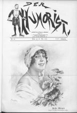 Der Humorist 19140520 Seite: 1