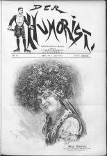 Der Humorist 19140601 Seite: 1