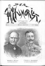 Der Humorist 19141101 Seite: 1
