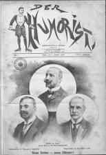 Der Humorist 19160101 Seite: 1