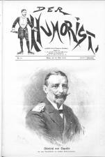 Der Humorist 19160510 Seite: 1