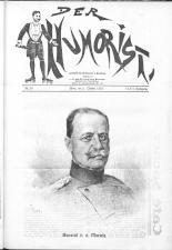 Der Humorist 19161002 Seite: 1