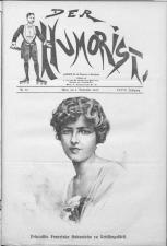 Der Humorist 19170901 Seite: 1
