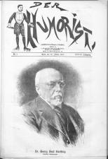 Der Humorist 19180110 Seite: 1