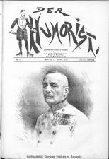 Der Humorist 19180211 Seite: 1