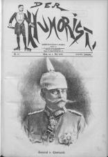 Der Humorist 19180501 Seite: 1