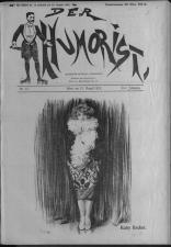 Der Humorist 19220812 Seite: 1