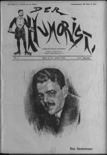 Der Humorist 19230110 Seite: 1